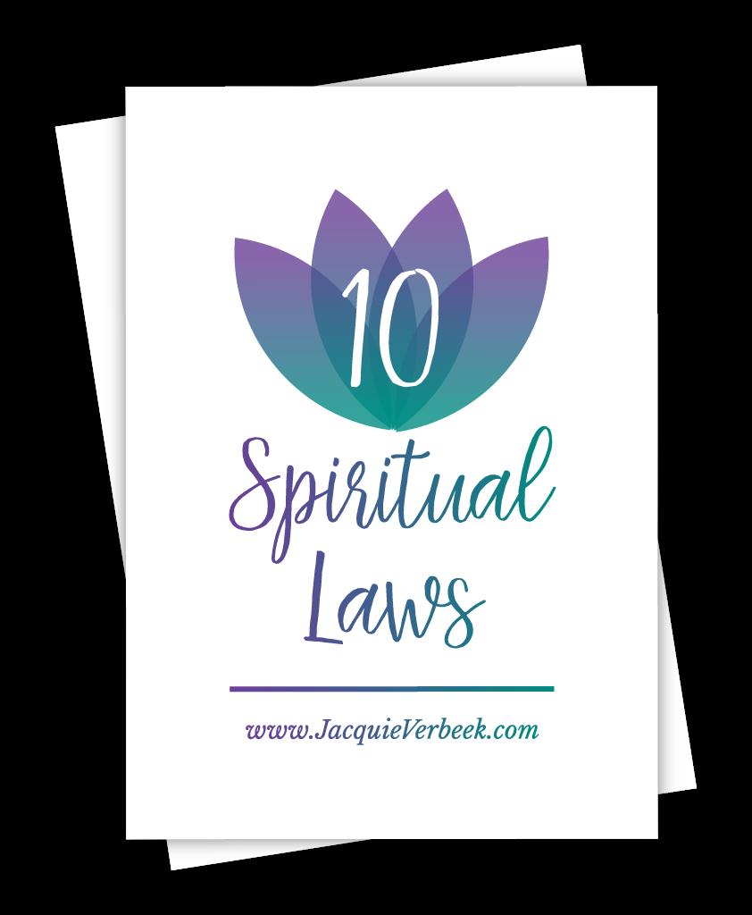 10 Spiritual Laws - Ascended Master Maitreya